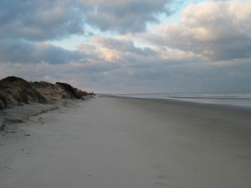 Read About Cumberland Island New Year's Getaway