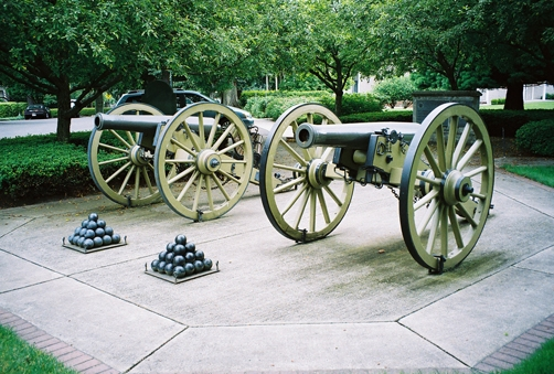 Ft-Vancouver-cannon
