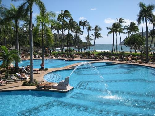 Kauai-marriott-pool