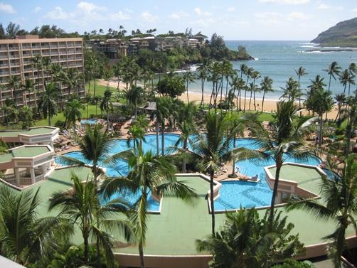 Kauai-marriott-view