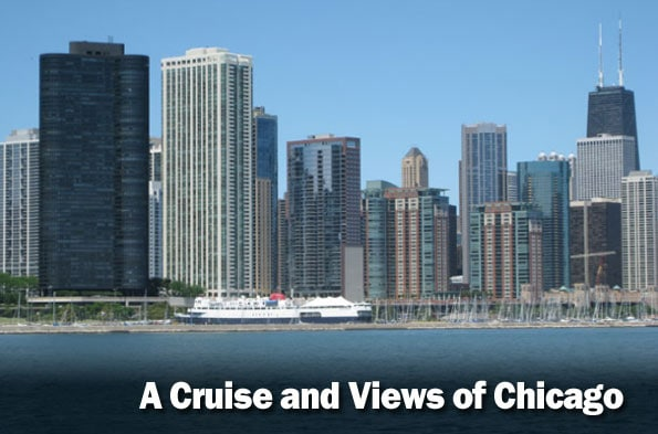 Read About Exploring Chicago: It's Views, Shopping and Lake