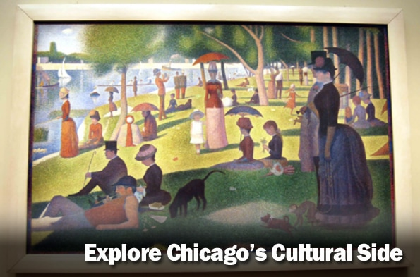 Read About A Day of Chicago Culture