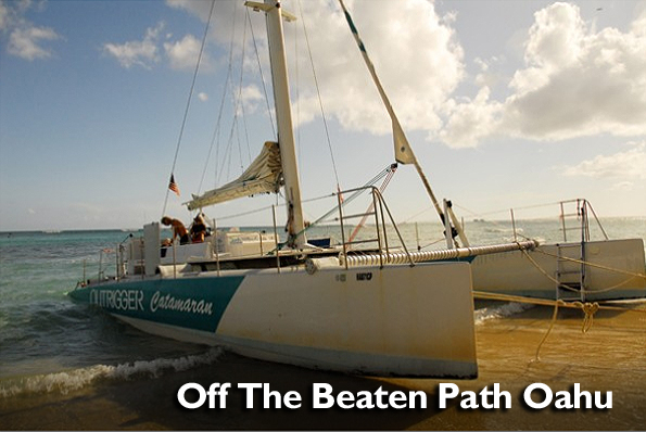 Read About Exploring Oahu's Beauty on Foot, Bike and Boat