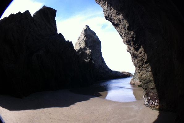 beach-arch
