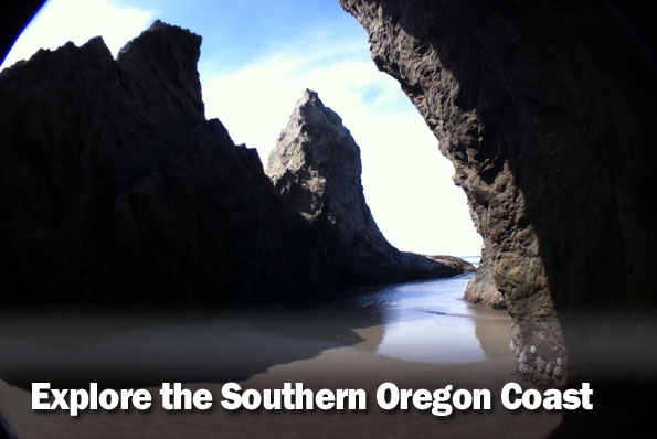 Read About Savoring the Southern Oregon Coast