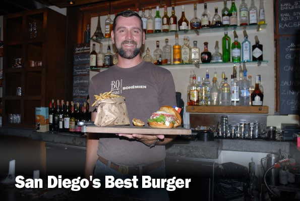 Read About 4 Best Burgers in San Diego