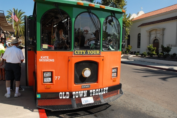 trolley-tour