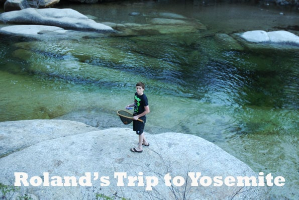 Read About Roland's Trip to Yosemite