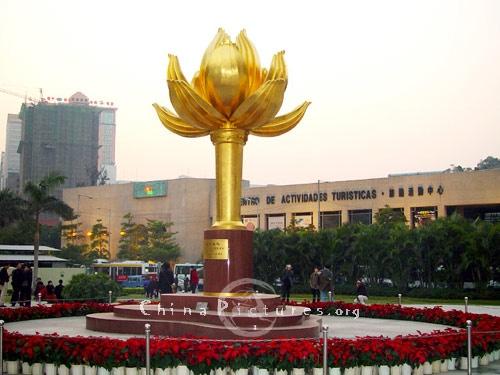Lotus Square in Macau