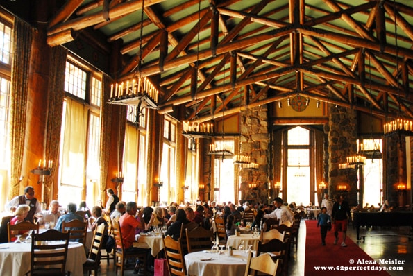 Ahwahnee Dining Room