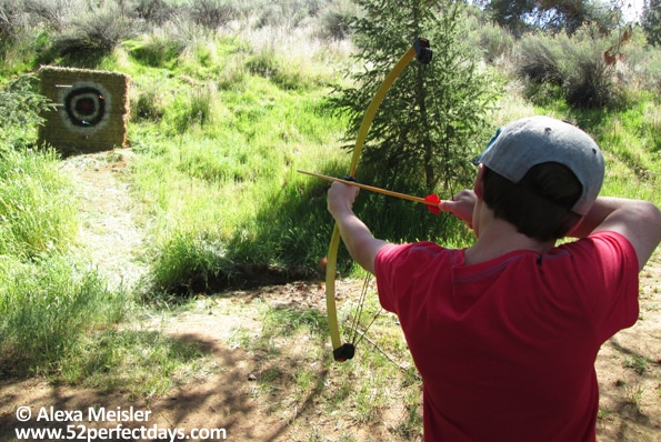rankin-guest-ranch-archery-range