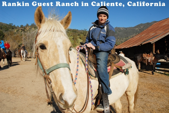Read About Rankin Guest Ranch: Old Fashioned Family Fun
