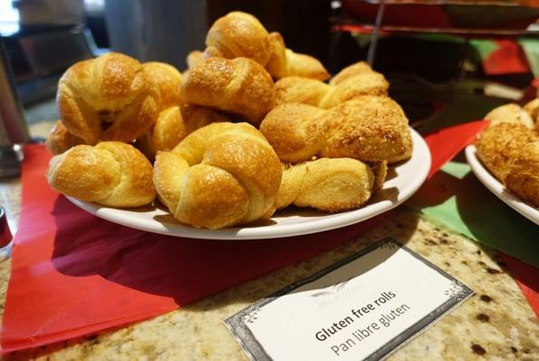 Gluten Free Croissants from Villa Del Palmar Loreto, Mexico