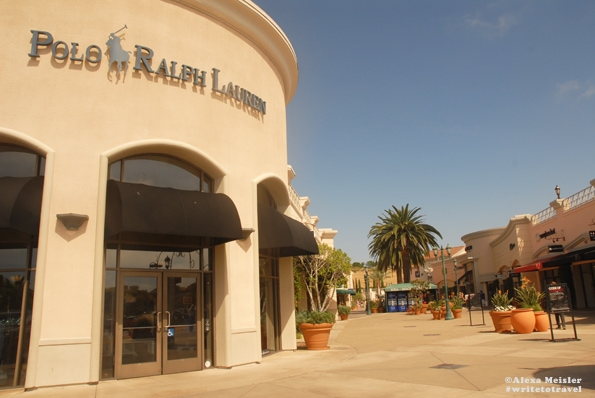 Polo Ralph Lauren Store at the Carlsbad Premium Outlets