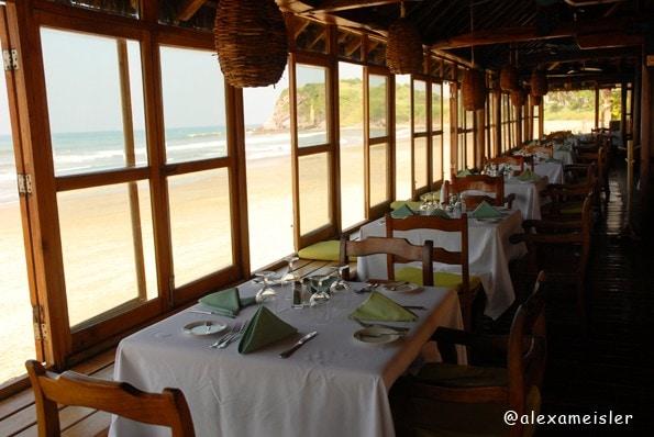 pueblo-bonito-Cilantro's-restaurant-mazatlan-mexico