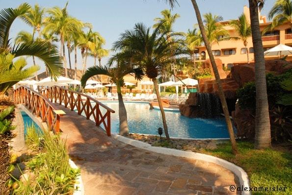 Pueblo bonito hotel in Mazatlan